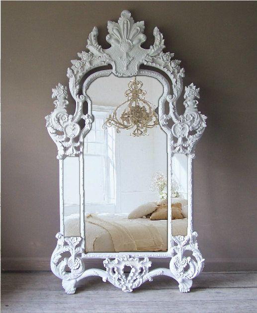 Pinterest the world s catalog of ideas for Baroque leaner mirror
