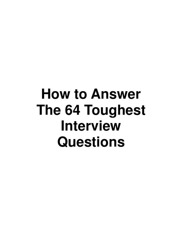 Fitness Interview questions (for an essay)?