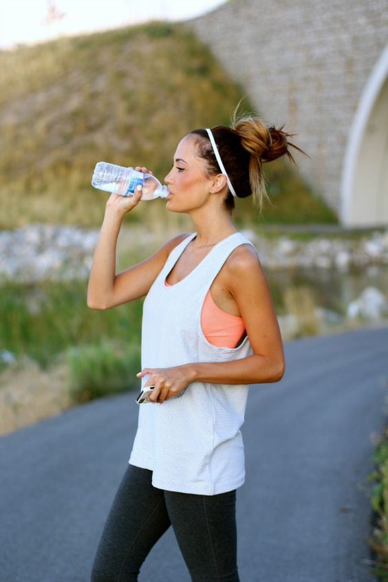Albion fit Workout outfits and Loose tank on Pinterest