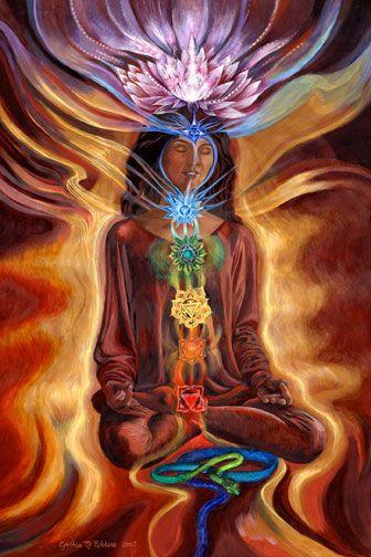 Kundalini Rising: