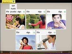 Spanish Rosetta Stone