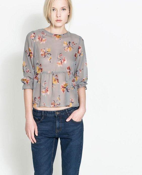 blusa disponible en NABI Fashion https://www.facebook.com/pages/NABI-Fashion/104019423017972