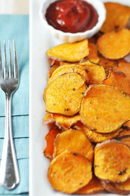 baked sweet potato fries #vegan | DR.FUHRMAN RECIPES ...