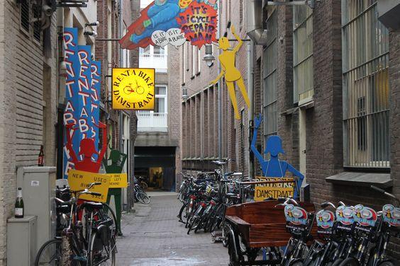 Amsterdan . Holanda
