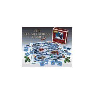 The Polar Express Game (Toy)