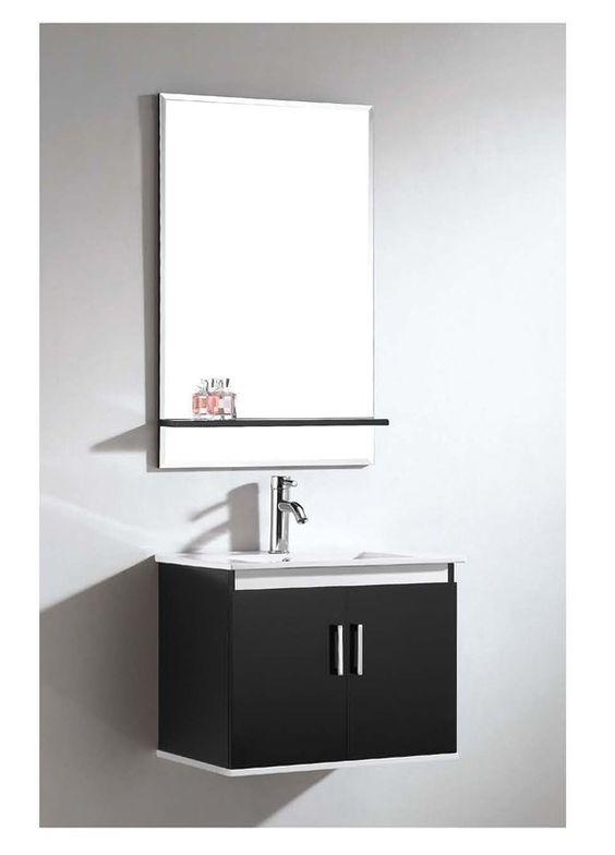 Brizendine Bathroom Vanity Mirror Hogar Minimalismo Espacio
