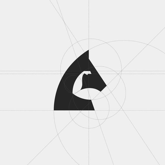 Horsepower logo process created for strategic gaming studio by @juliusseniunas Use #logolearn to get involved!