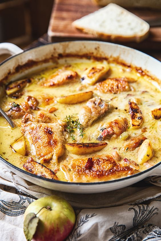French Chicken Casserole