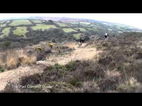 Mountain Biking in Cornwall