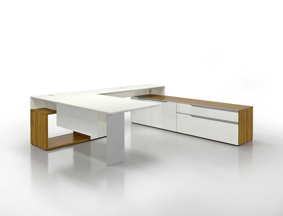 Modern Office Desk Office Furniture And Los Angeles On