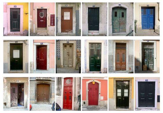 Portas da Madragoa - Lisboa