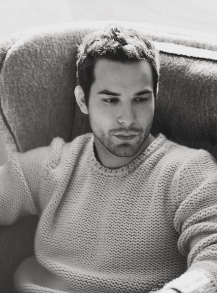 """Skylar Astin! Also, sorry for the """"Cute Guys"""" spam.... I'm just lovin' me some man candy! -E"""