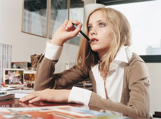 SELF SERVICE N° 19 Photography: Richard Kern Styling: Katja Rahlwes Model: Eleonore Woodward