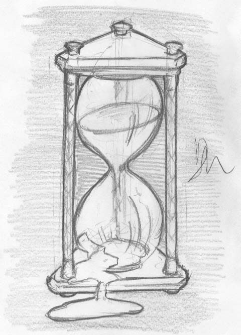 Broken hourglass  hourglass tattoo - Google Search | Tattoos | Pinterest | Sanduhr ...