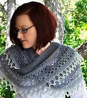 Don't miss out on this beautiful shawl pattern...Veila will be available as a single pattern directly through Ravelry twelve months from publishing date.