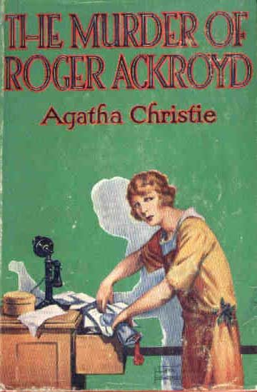 """In her autobiography Christie wrote: """"I think it is possible that Miss Marple…"""