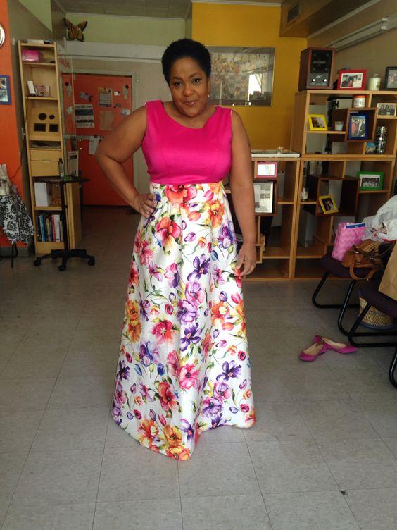 Beautiful client in L. Ariel