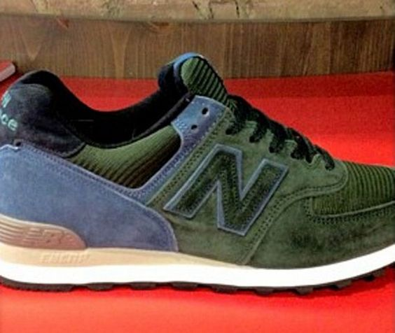 new balance custom 574 review of systems
