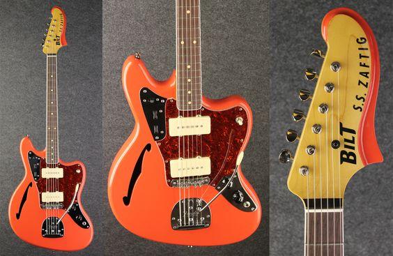 the zaftig model guitar built by bilt guitars bilt guitars des moines iowa music sound. Black Bedroom Furniture Sets. Home Design Ideas