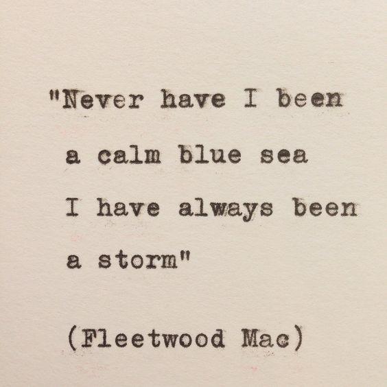 FLEETWOOD MAC - SILVER SPRING LYRICS