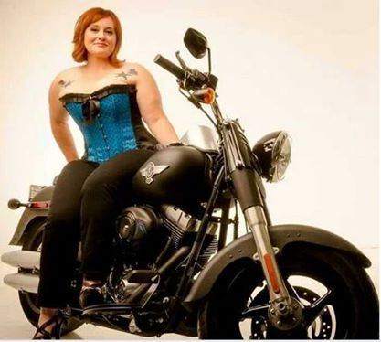 "User Name: wickedfun1 """" I'm checkin you out checkin me out!"""" Meet and Chat with this biker babes on www.harleypassion.com"