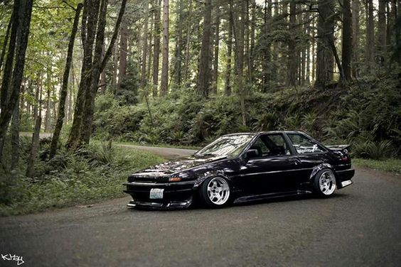 ae86 corolla sport cars pinterest ae86 toyota corolla and purple. Black Bedroom Furniture Sets. Home Design Ideas