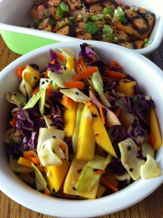 asian mango cabbage slaw cabbages facebook forward asian mango ...