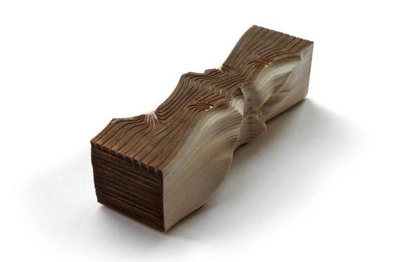 wood bench