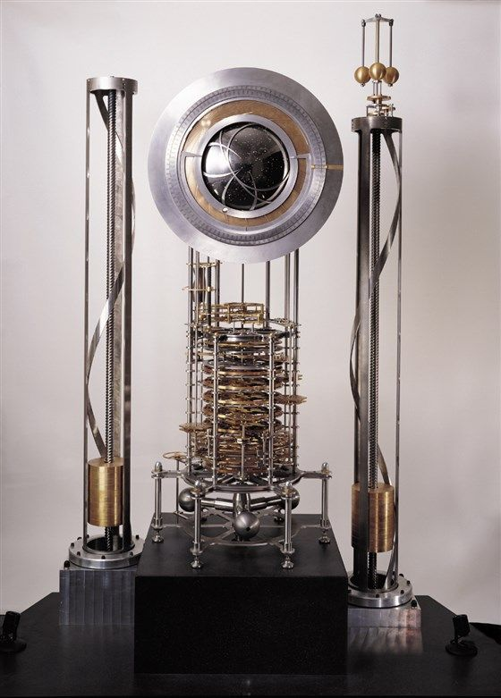 A 10 000 Year Clock Is Being Built Under A Mountain Owned By Jeff Bezos The Long Now Steampunk Clock Cool Clocks