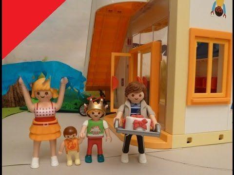 Playmobil Film Deutsch Geburtstag In Der Kita Sonnenschein Mit Familie Hauser Youtube Kita Sonnenschein Playmobil Geburt