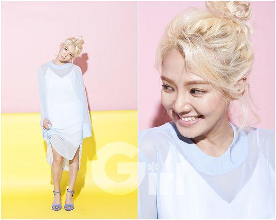 Snsd hyoyeon fashion style