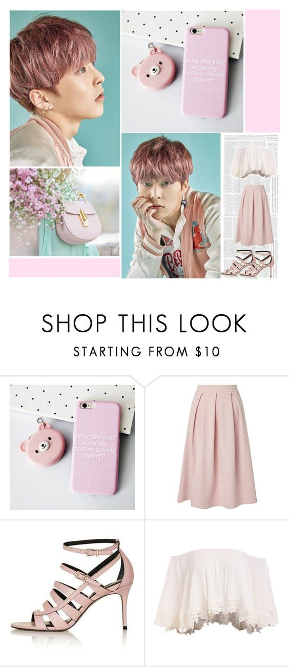 """~ boy you got that something, that keeps me so off balanced"" by small-lullabies ❤ liked on Polyvore featuring Miss Selfridge and Topshop"