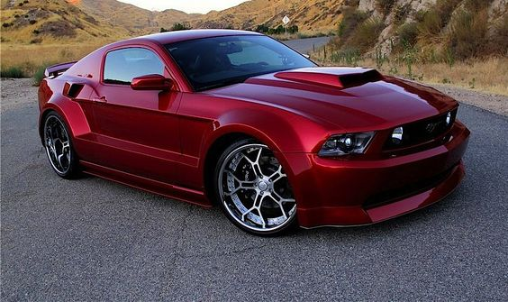 2012 Ford Mustang GT Custom