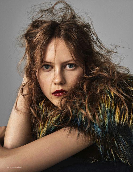 La Collectionneuse - Julie Hoomans by Marc de Groot for Vogue Netherlands…