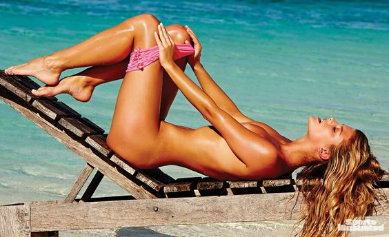 Nina Agdal Sports Illustrated Swimsuit 2014