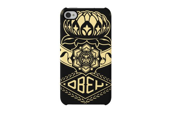 Shepard Fairey Snap Case for iPhone 4S