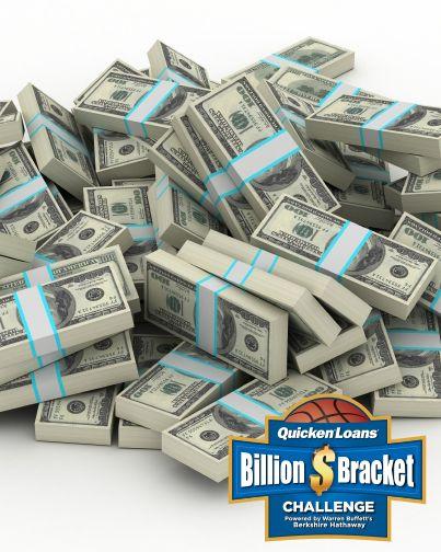 Quicken Loans Billion Dollar Bracket Challenge | ZING Blog