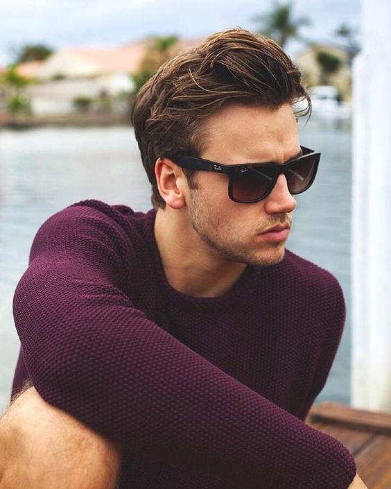 6 Best Sunglasses For Men Hairstyles For Thin Hair Hairstyles