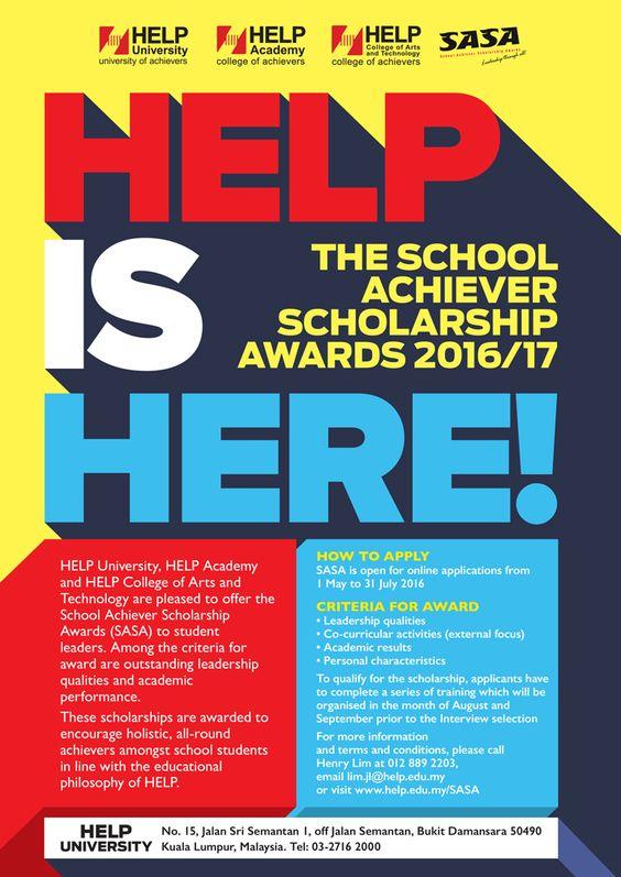 Scholarship help ???????????