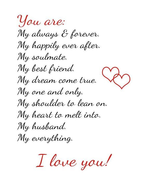 Husband Soulmate Love Quotes : husband, soulmate, quotes, Always, Forever, Anniversary, Quotes, Husband,, Husband, Quotes,, Birthday