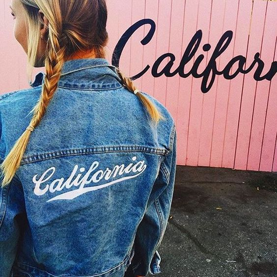 Perfect Embroidered Jean Jacket