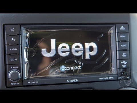 Updating The Uconnect Firmware In My Jeep Grand Cheorkee Jeep