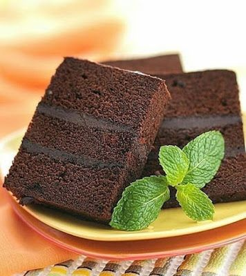 Rich Brownies Steam Di 2020 Resep Kue Kue Lezat Kue