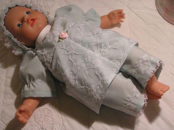 Puppenkleidung-Set 3 Tlg. f. Little Baby Born NEU Gr. 32 cm  und and. Puppen