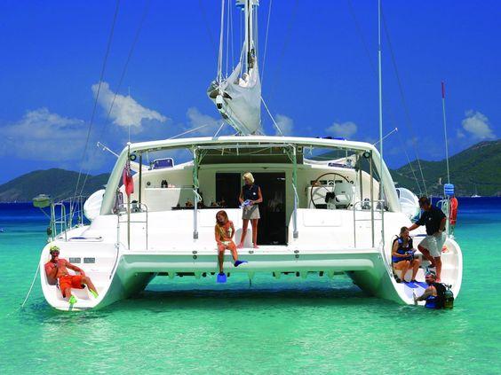 Charter boat virgin islands