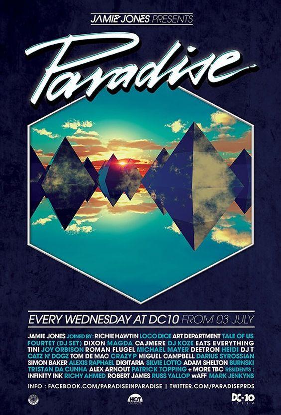 PARADISE 2013 - THE NEXT DIMENSION