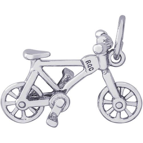 Rembrandt Bicycle Small Charm