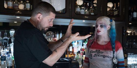 Harley Quinn- Margot Robbie