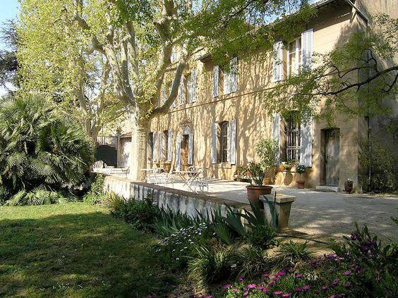 À #Marseille : Villa Marie-Jeanne #Évasion