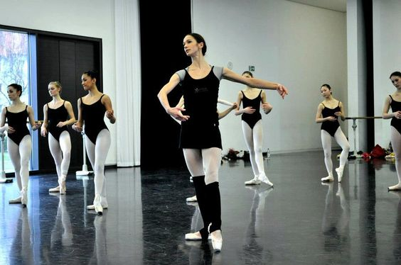 Polina Semiónova teaching at the Staatliche Ballettschule Berlin - Ballet, балет, Ballerina, Балерина, Dancer, Danse, Танцуйте, Dancing, Russian Ballet